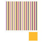 American Crafts - Celebration 2 Collection - 12x12 Double Sided Paper - Tight Rope