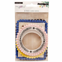 Crate Paper - Willow Lane Collection - Pom Pom Frames