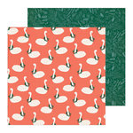 Crate Paper - Merry Days Collection - Christmas - 12 x 12 Double Sided Paper - Twelve Days