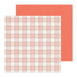 Crate Paper - Merry Days Collection - Christmas - 12 x 12 Double Sided Paper - Cheer