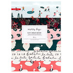 Crate Paper - Merry Days Collection - Christmas - Gift Wrap Book