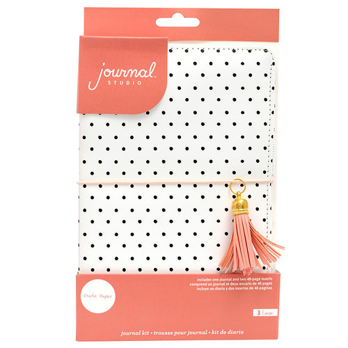 Crate Paper - Journal Studio Collection - Journal Kit - Dot