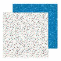 Crate Paper - La La Love Collection - 12 x 12 Double Sided Paper - Bouquet