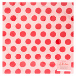Crate Paper - La La Love Collection - 12 x 12 Double Sided Paper with Flocked Accents - Heartfelt