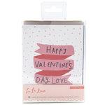 Crate Paper - La La Love Collection - Card Set