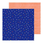 Crate Paper - Hooray Collection - 12 x 12 Double Sided Paper - Sprinkles