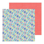 Crate Paper - Hooray Collection - 12 x 12 Double Sided Paper - Birthday Boy