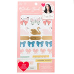 American Crafts - Sticker Book with Foil Accents - Maggie Holmes