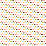 American Crafts - Everyday Collection - 12x12 Paper - Hey There, CLEARANCE