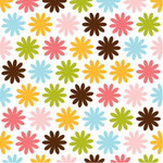 American Crafts - Everyday Collection - 12x12 Paper - Aloha, CLEARANCE