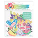 American Crafts - Sunshine and Good Times Collection - Ephemera