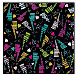 American Crafts - Teen Collection - 12 x 12 Double Sided Paper - Homeroom, CLEARANCE