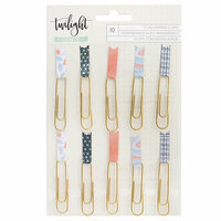 1canoe2 - Twilight Collection - Paper Clips Flags