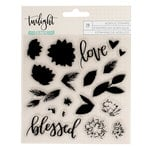 1canoe2 - Twilight Collection - Clear Acrylic Stamps