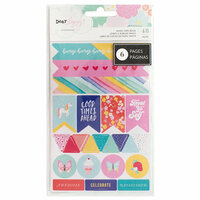 American Crafts - Stay Colorful Collection - Washi Book