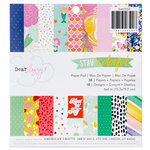 American Crafts - Stay Colorful Collection - 6 x 6 Paper Pad