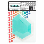 American Crafts - Color Kaleidoscope Collection - Art Wedge - Silicon