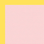 American Crafts - Baby Collection - 12 x 12 Double Sided Paper - Little Bo-Peep, CLEARANCE