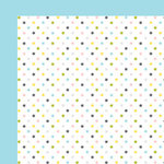 American Crafts - Baby Collection - 12 x 12 Double Sided Paper - Twinkle Twinkle