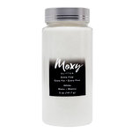 American Crafts - Moxy Glitter - Extra Fine - White - 5 Ounces
