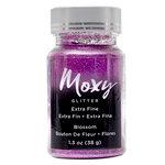 American Crafts - Moxy Glitter - Extra Fine - Blossom - 1.3 Ounces