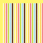 American Crafts - Backyard Collection - 12 x 12 Double Sided Paper - Squeak, CLEARANCE