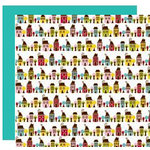 American Crafts - Craft Fair Collection - 12 x 12 Double Sided Paper - Midge Gathermoore