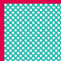 American Crafts - Craft Fair Collection - 12 x 12 Double Sided Paper - Fannie Mendell
