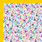 American Crafts - Character Collection - 12 x 12 Double Sided Paper - Observer, CLEARANCE