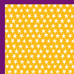 American Crafts - Halloween Collection - 12 x 12 Double Sided Paper - Full Moon, CLEARANCE
