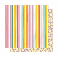 American Crafts - It's All Good Collection - 12 x 12 Double Sided Paper - You Bet