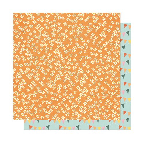 American Crafts - It's All Good Collection - 12 x 12 Double Sided Paper - Sweetness