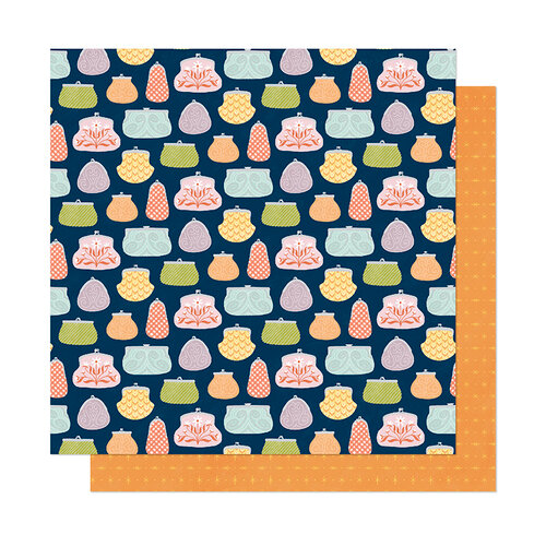 American Crafts - It's All Good Collection - 12 x 12 Double Sided Paper - All Good