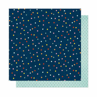 American Crafts - It's All Good Collection - 12 x 12 Double Sided Paper - Heartthis