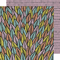 American Crafts - Shine On Collection - 12 x 12 Double Sided Paper - Alive