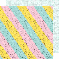 American Crafts - Shine On Collection - 12 x 12 Double Sided Paper - Sprinkled