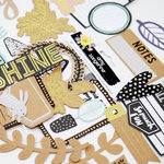 American Crafts - Shine On Collection - Ephemera