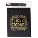 American Crafts - Shine On Collection - Notepad Book
