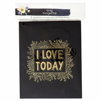 Amy Tangerine - Shine On Collection - Notepad Book