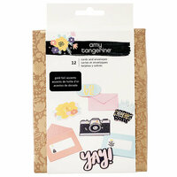 American Crafts - Shine On Collection - Card Kit