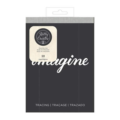 Kelly Creates - Practice Pad - Travel - Tracing - 6 x 8 - 50 Pages