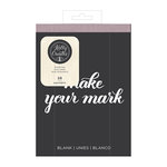 Kelly Creates - Practice Pad - Travel - Blank - 6 x 8