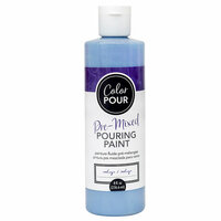 American Crafts - Color Pour Collection - Pre-Mixed Pouring Paint - Indigo