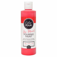 American Crafts - Color Pour Collection - Pre-Mixed Pouring Paint - Ruby