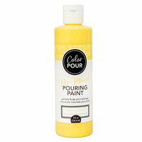 American Crafts - Color Pour Collection - Pre-Mixed Pouring Paint - Citrine