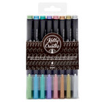 Kelly Creates - Bullet Tip Pens - Metallic Jewel