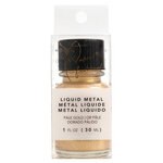 American Crafts - Paper Fashion Collection - Paints - Liquid Metal - Pale Gold
