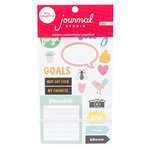 American Crafts - Journal Studio Collection - Amy Tan - Sticker Book