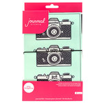 American Crafts - Journal Studio Collection - Amy Tan - Journal Kit - Camera