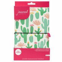 American Crafts - Journal Studio Collection - Amy Tan - Journal Kit - Cactus